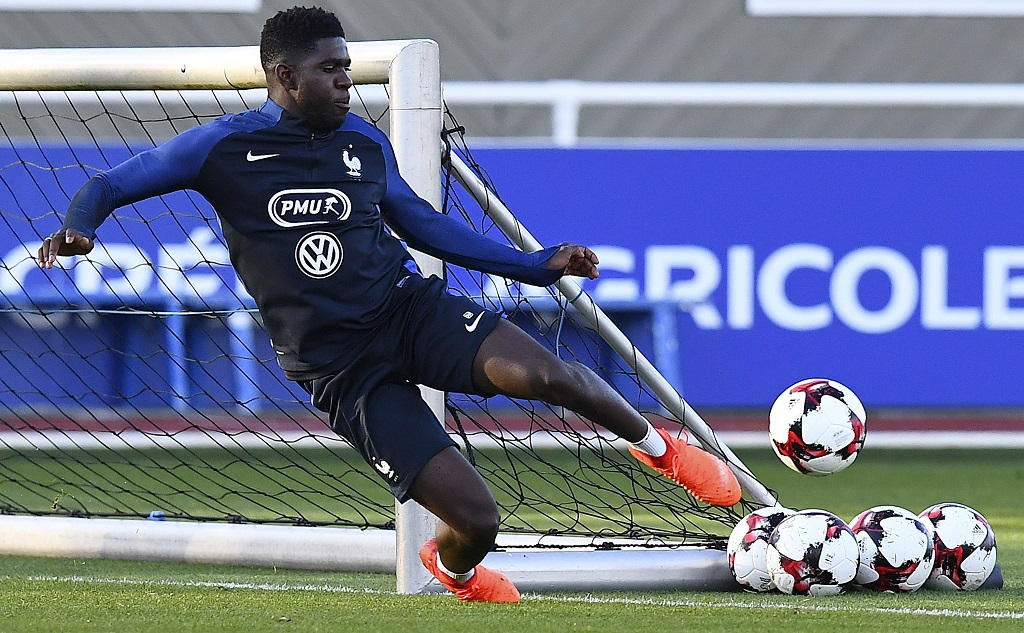 Comment Barcelone a changé Umtiti — France