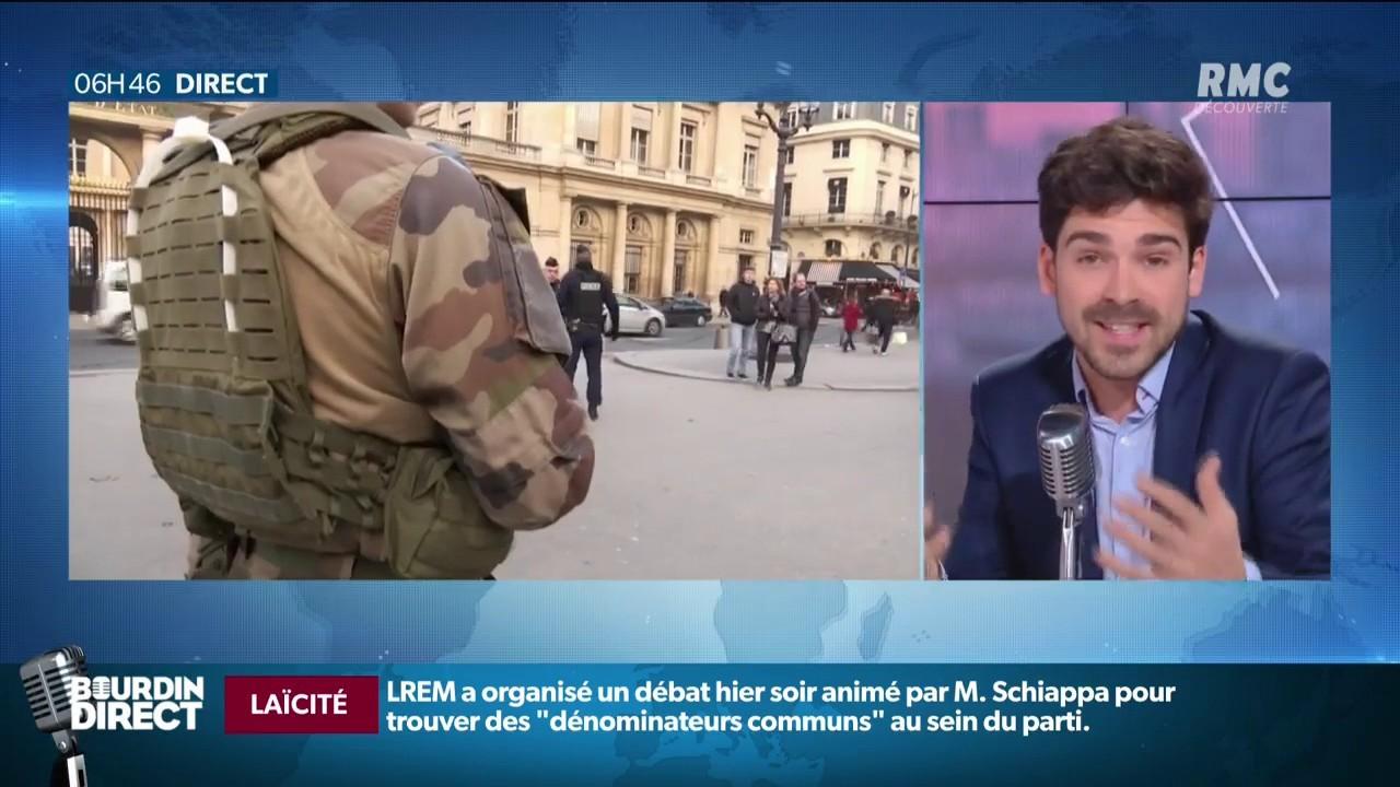 Gilets jaunes : Les militaires de Sentinelle mobilisés pour l'acte XIX