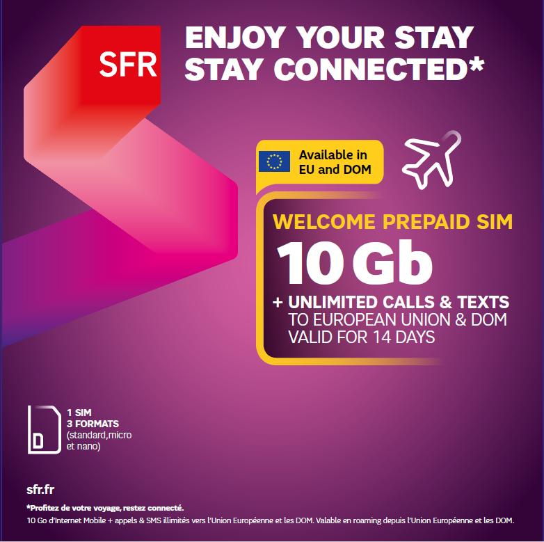 Welcome Prepaid SIM