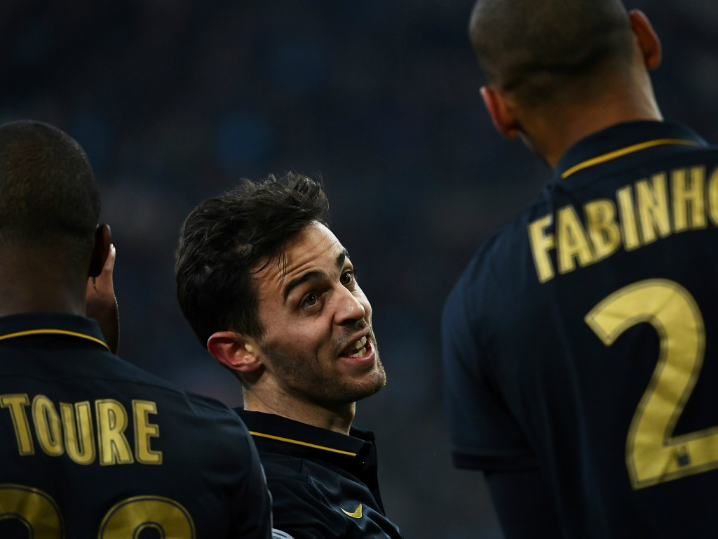Ligue 1. EN DIRECT / LIVE. Suivez Olympique de Marseille - AS Monaco