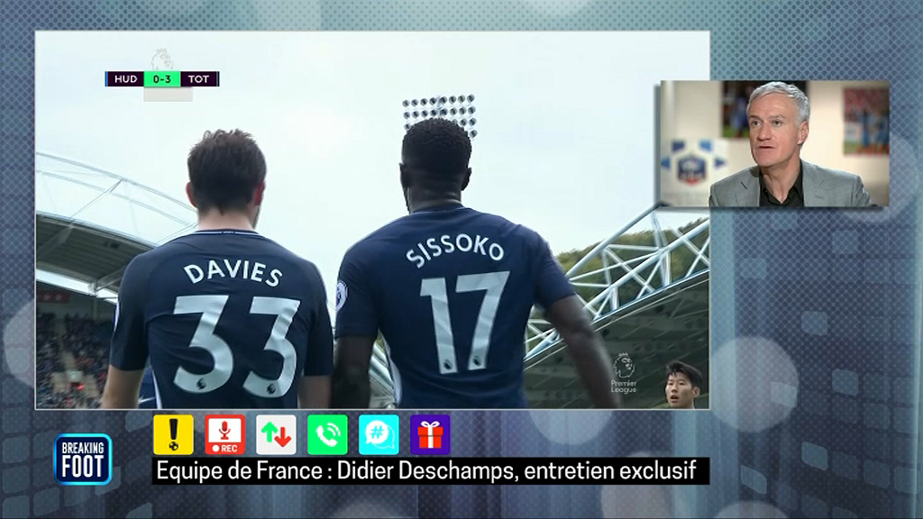 Deschamps parle de sa relation avec Sissoko — EdF