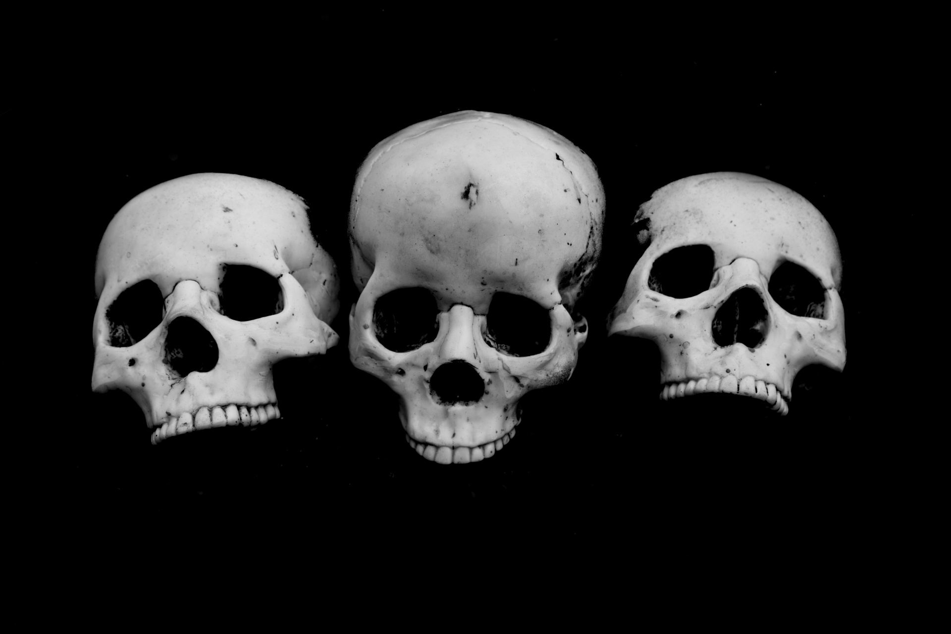 Découverte d'une tour composée de crânes humains (Vidéo) — Mexique