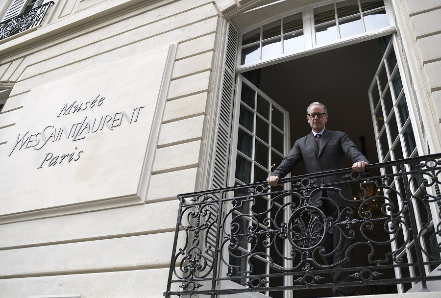 Ouverture du premier musée dédié au créateur — Yves Saint Laurent