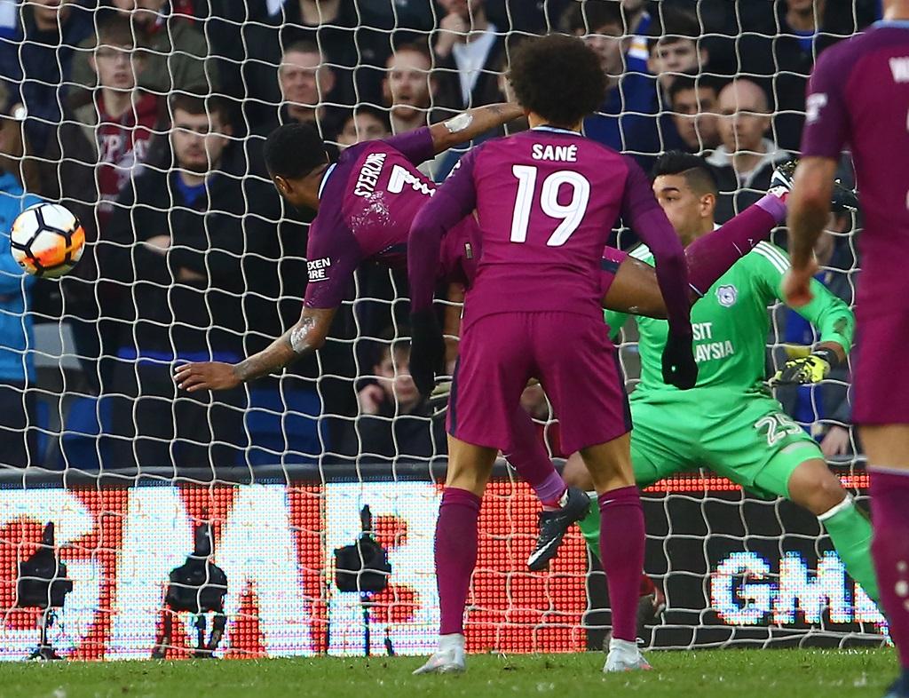 Leroy Sane (Manchester City) sur la touche pour un long moment
