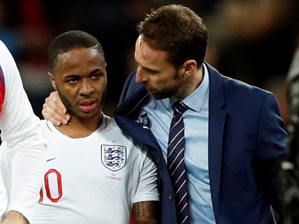 Discussions au programme pour Raheem Sterling — Manchester City