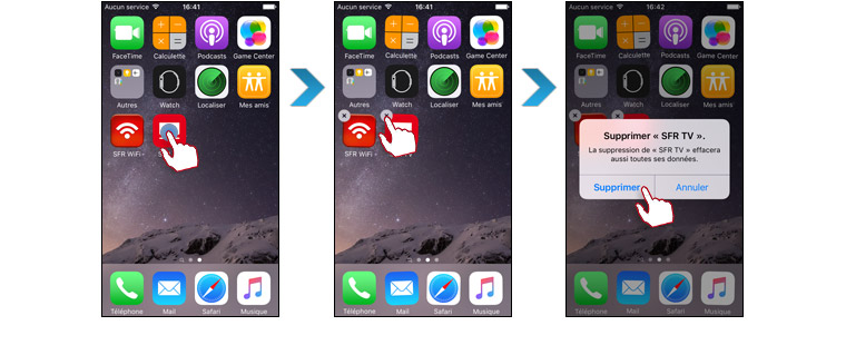 comment g u00e9rer les applications sur votre iphone 7