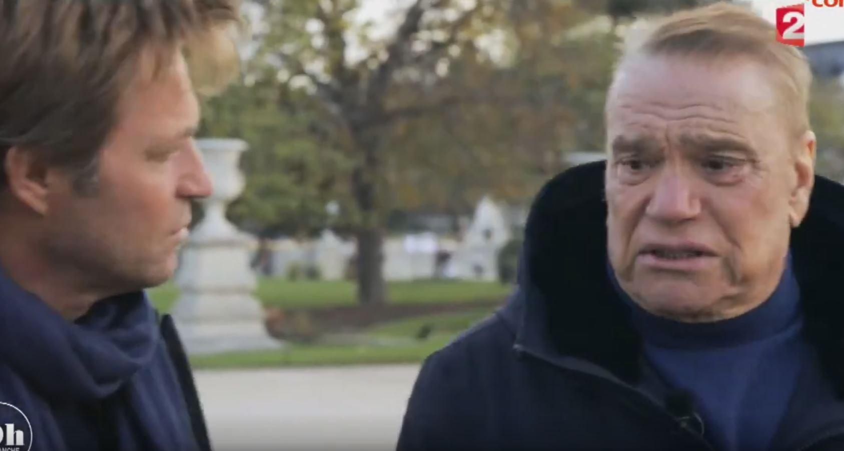 Bernard Tapie : le cancer n'est pas une catastrophe