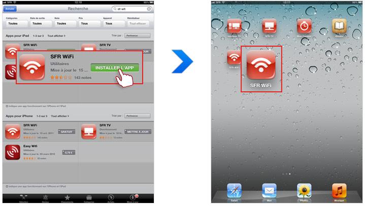 numéro de mobile téléchargement des applications de localisation