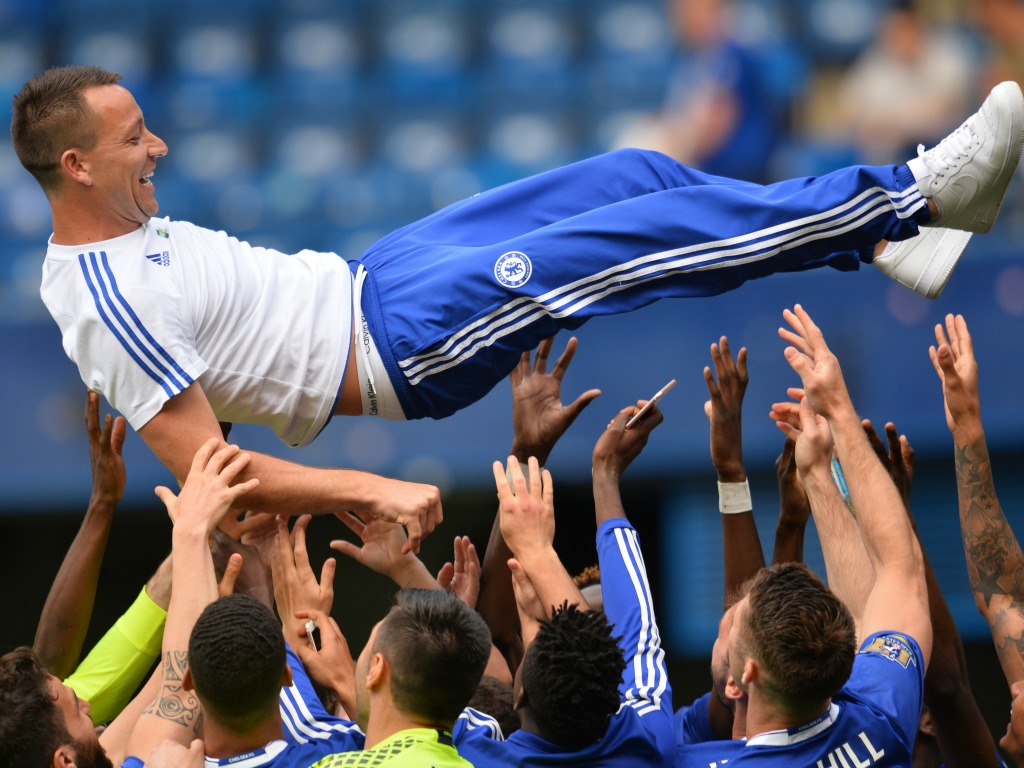 John Terry ne jouera plus pour Chelsea
