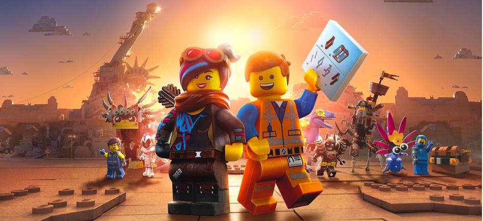 Trois choses qu'on aime dans l'univers Lego