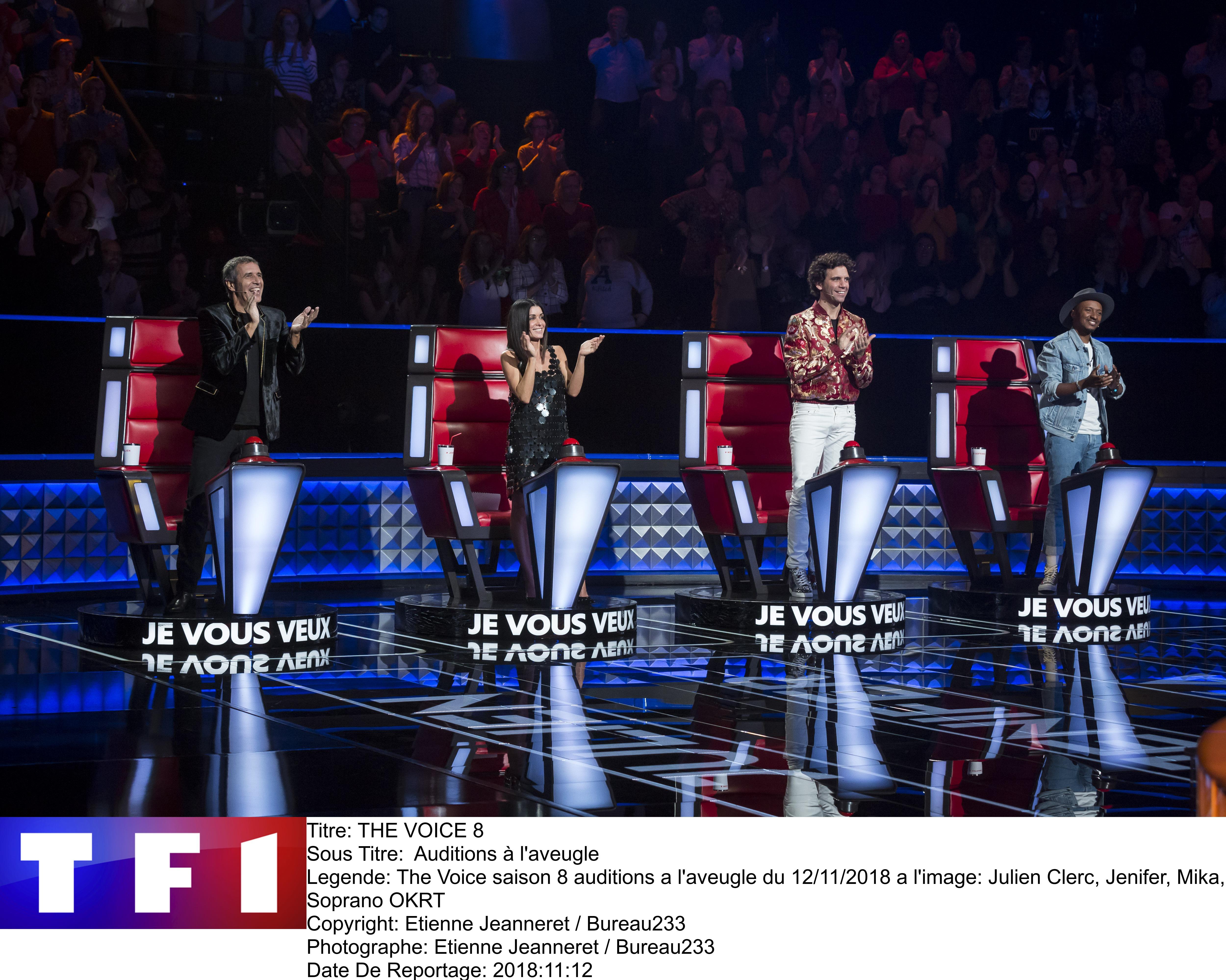 Qui va remplacer Julien Clerc dans The Voice ?