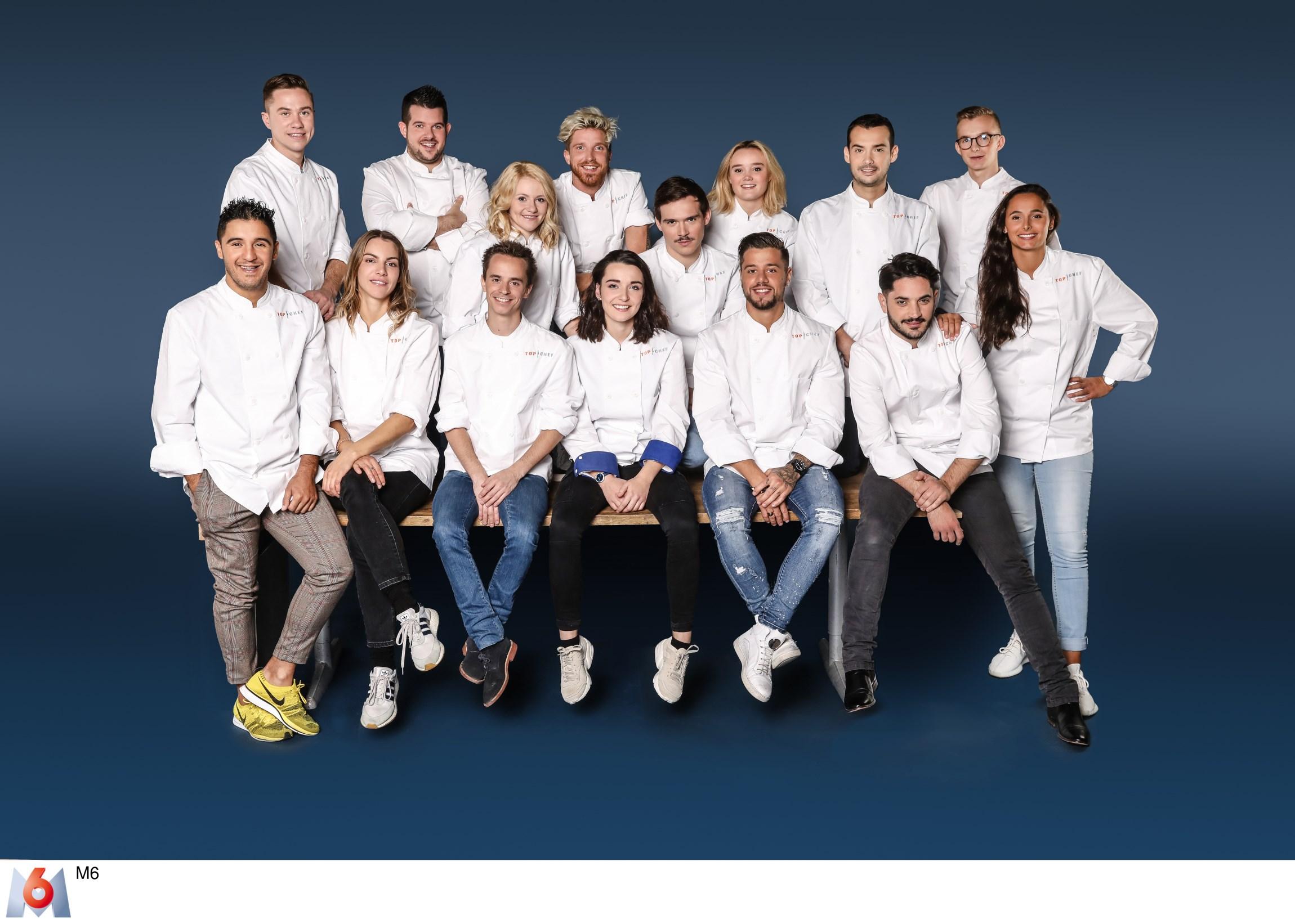 Qui remportera l'édition 2019 de Top Chef ?