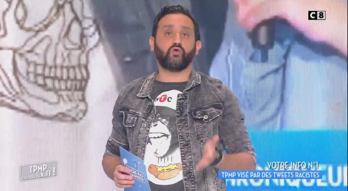 TPMP : Vincent Elbaz trouve l'émission