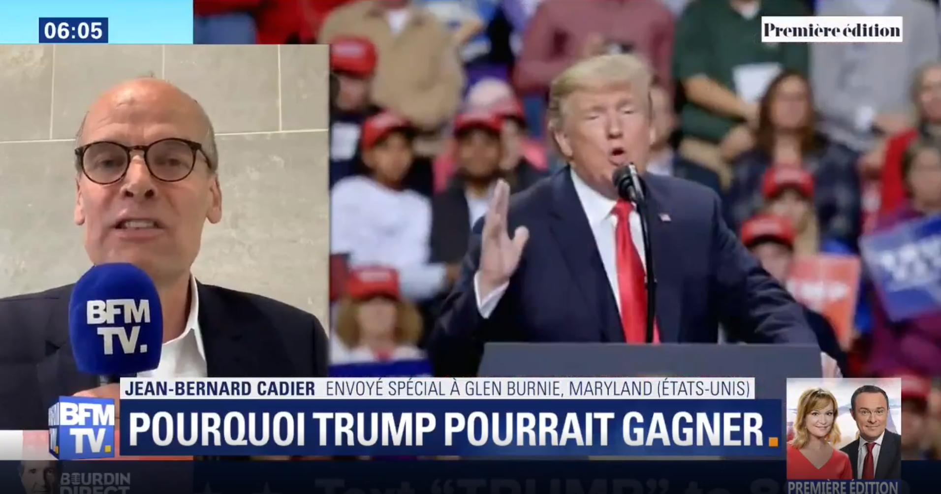 Donald Trump va annoncer sa candidature pour 2020