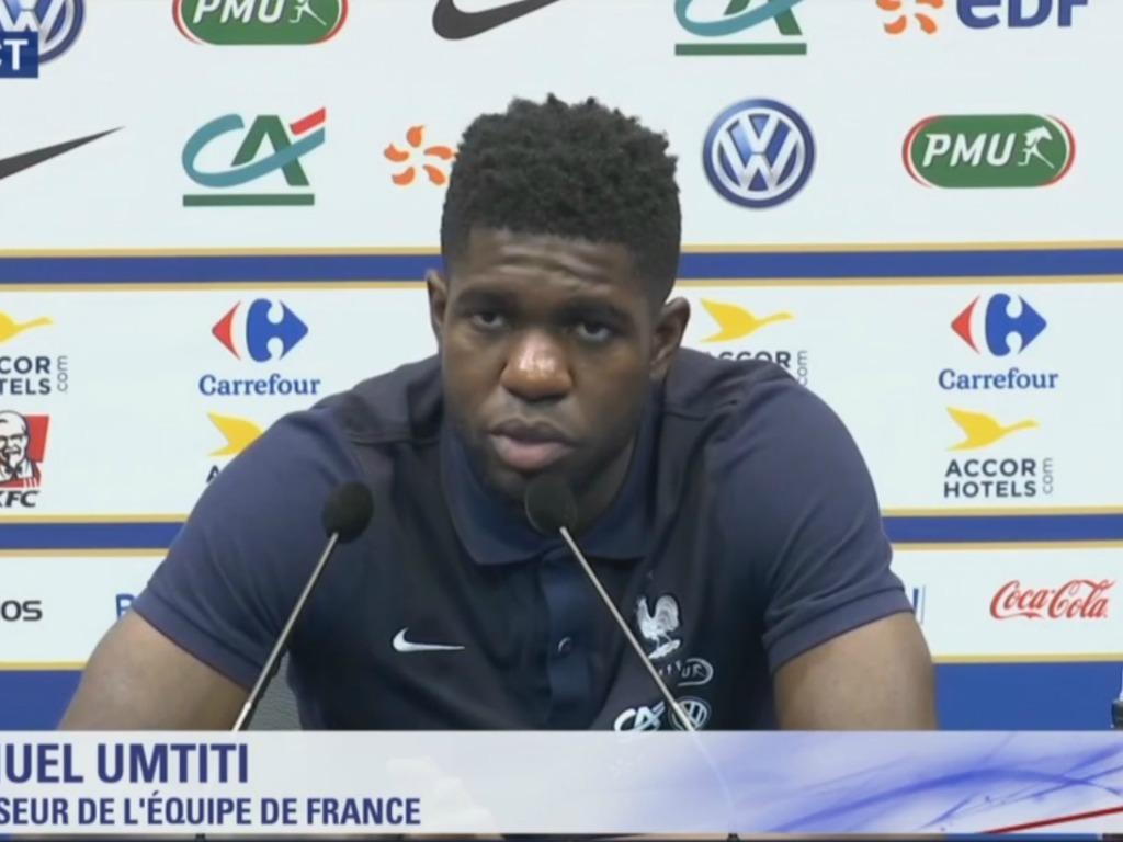 Comment Barcelone a changé Umtiti — France