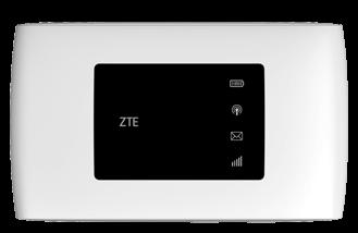 SFR-Box de poche 4G - ZTE - MF92OU