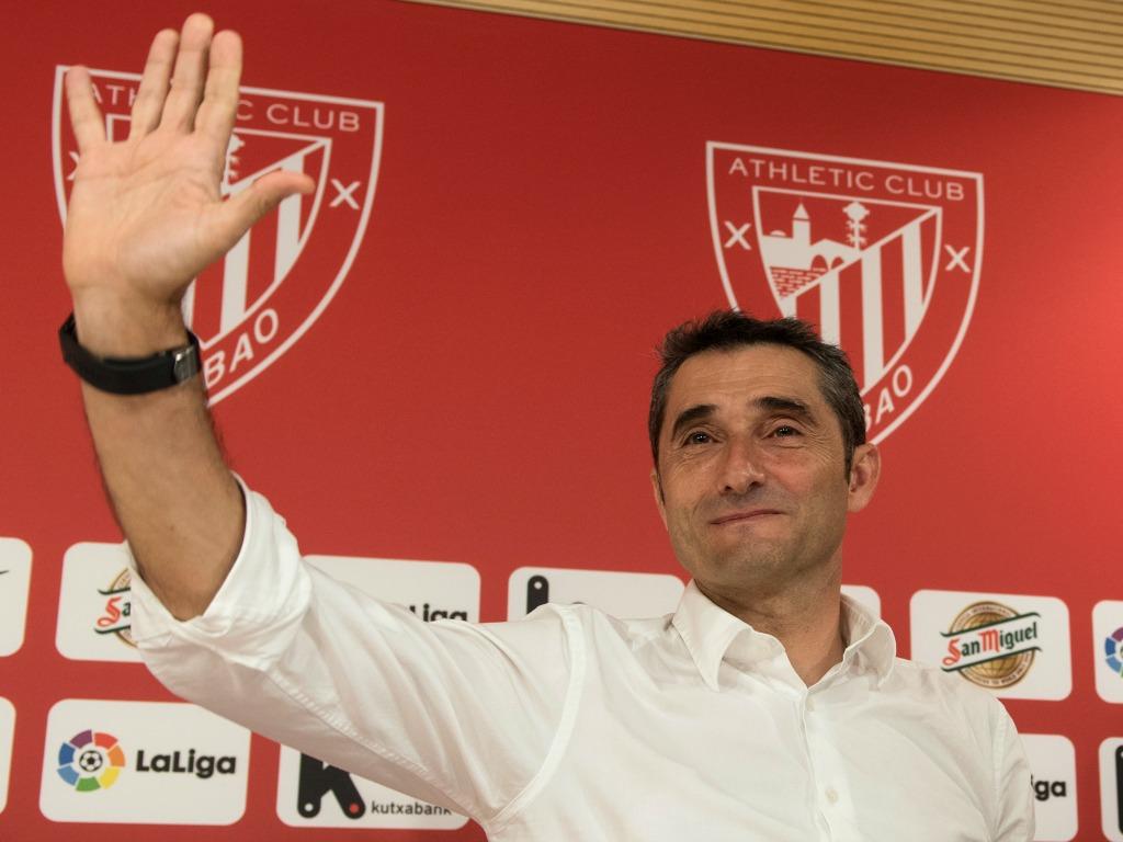 Valverde, nouvel entraîneur de Barcelone