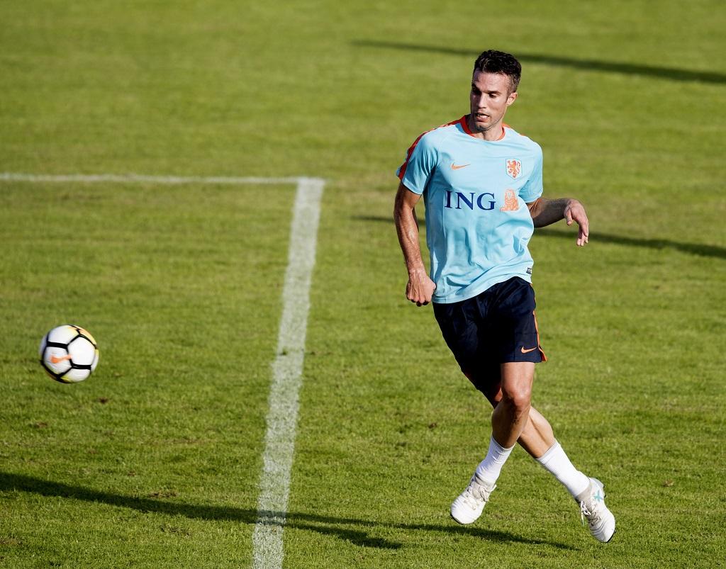 Van Persie bientôt de retour à Feyenoord