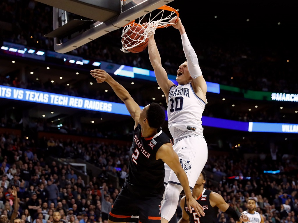 March Madness : Villanova bat Texas Tech et va en demi-finale