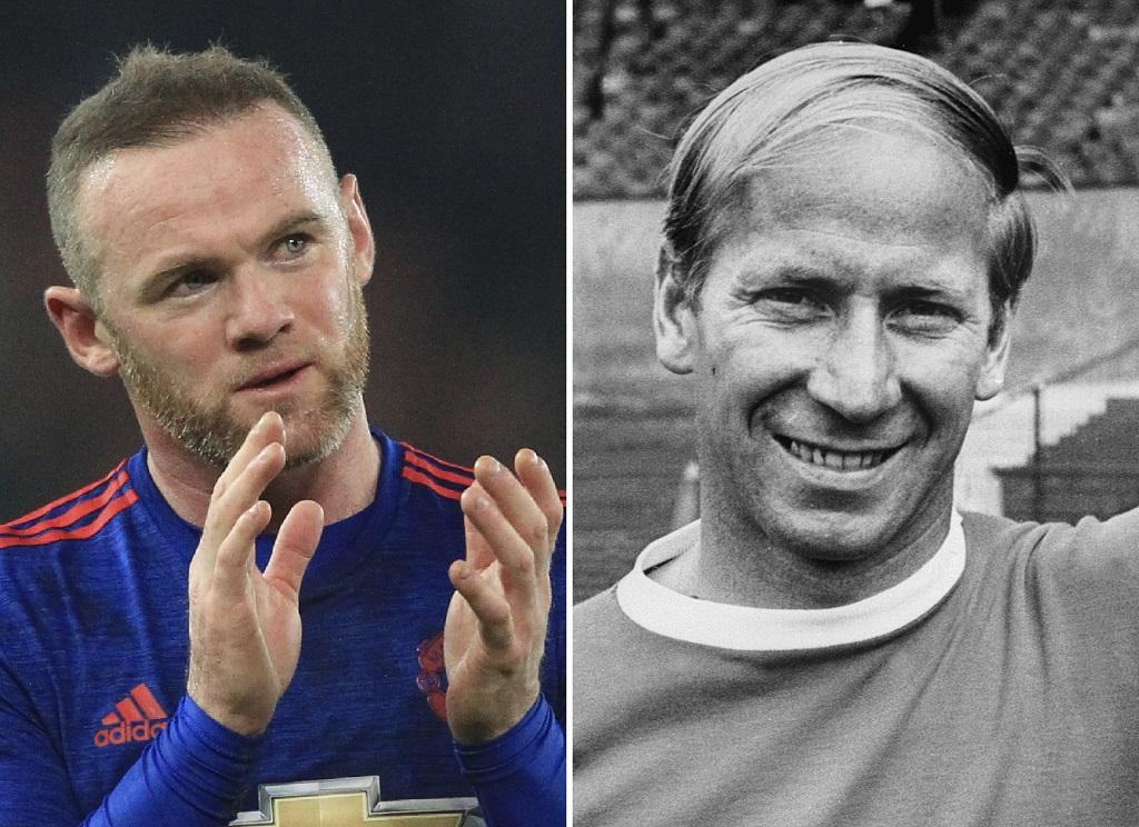 Wayne Rooney / Bobby Charlton
