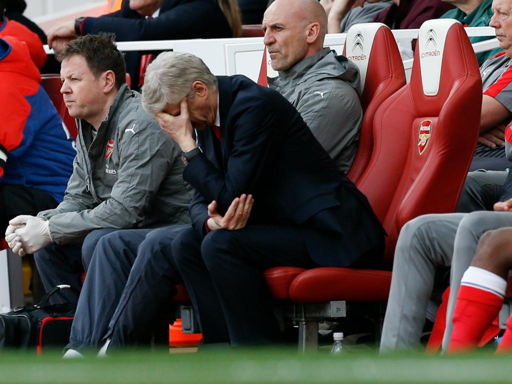 Arsenal ne se relance pas, Wenger dément tout contact avec le PSG