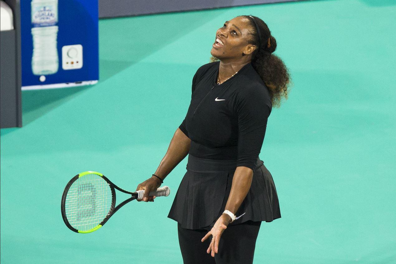 Serena Williams forfait pour l'Open d'Australie — Tennis