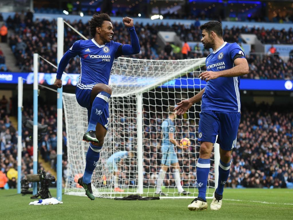 Chelsea : David Luiz n'en veut pas à Agüero