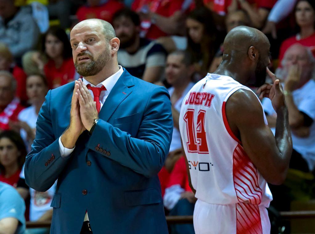 Zvedan Mitrovic, le coach de Monaco