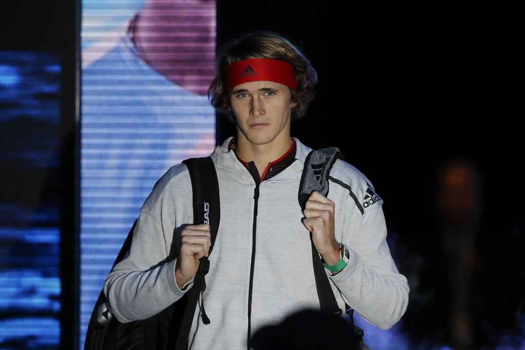 Zverev s'en sort en trois sets face à Cilic