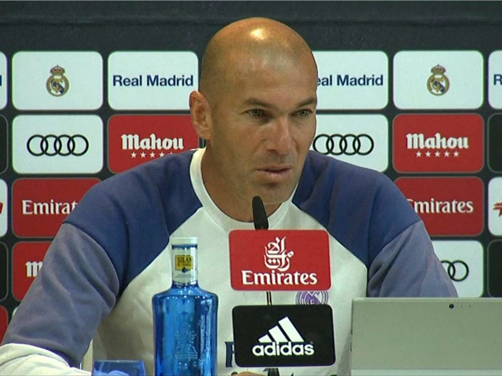 Cristiano Ronaldo clame son amour pour Zidane — Real Madrid